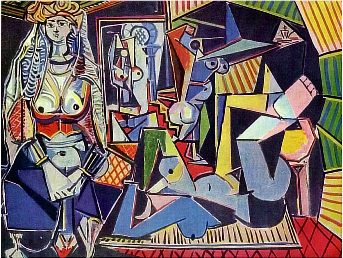 imprime article1661   « Picasso a (eu) 100 ans » en 1981 5c929c75481