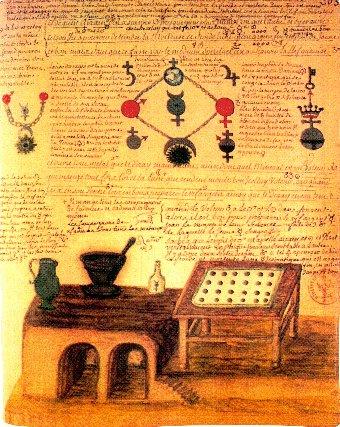 Alchimie de Flavel, page 1