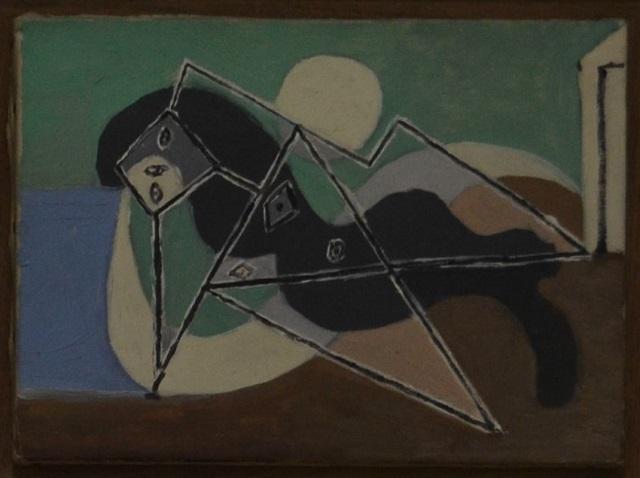 Picasso femme nue couchée 1932