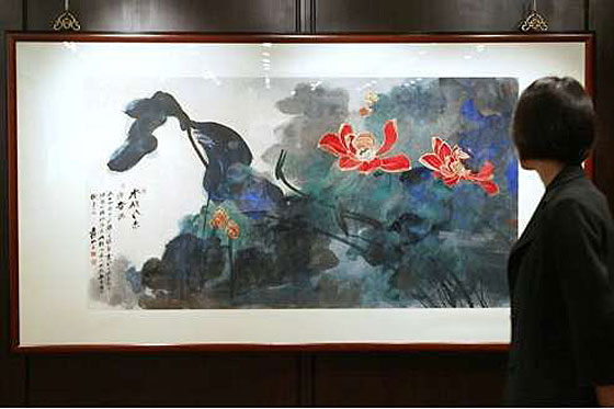 Philippe sollers l 39 art du sublime philippe sollers for Artiste peintre chinois