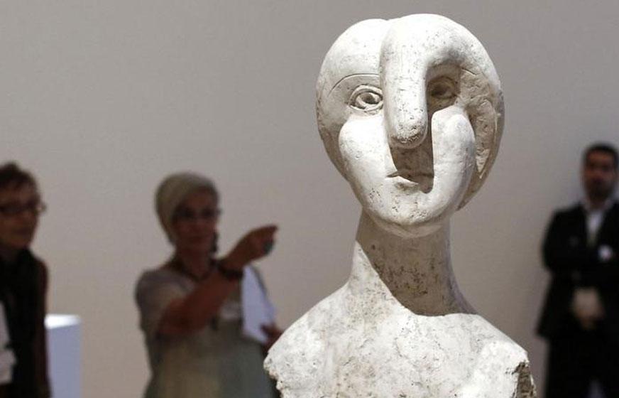 Picasso sculpteur : L\'enjeu « Marie-Thérèse » - Philippe Sollers ...