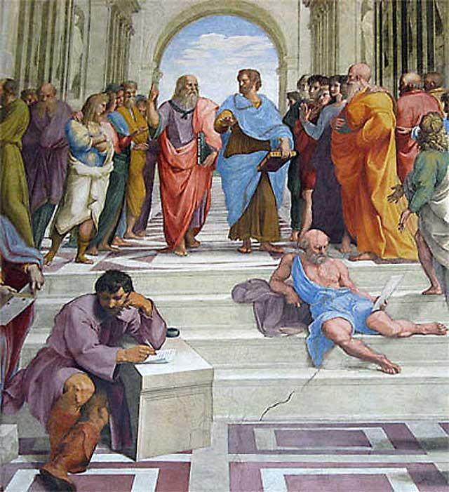 Le Peintre Raphael Est En Realite Mort D Une Maladie De Type Philippe Sollers Pileface