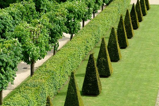 Imprime article1430 andr le n tre le roi des jardins for Jardins romantiques francais