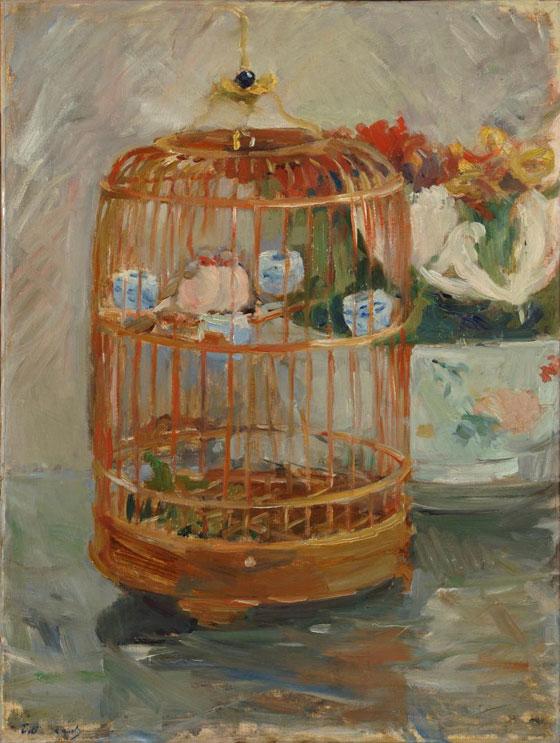 De La Cage De Berthe Morisot A La Cage De Giacometti Philippe