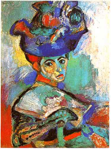 La femme au chapeau (1905)