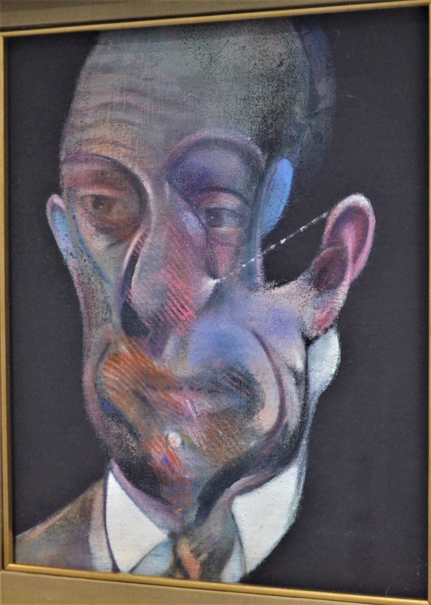 Tenue D Artiste Peintre francis bacon : « j'aime vivre dans le chaos » - philippe